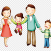 png-transparent-family-if-we-hand-drawn-cartoon-like-family-cartoon-character-child-hand.png